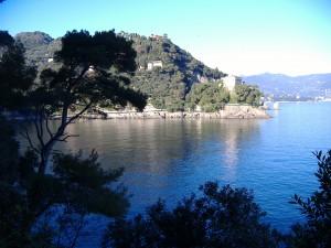 passeggiata lungomare da Portofino a S. Margherita L.
