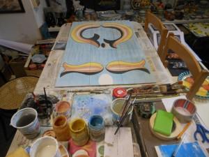 fasi di lavorazione della ceramica