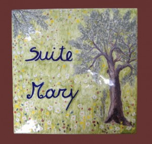 Suite Mary piastrella in ceramica