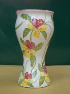 vaso di ceramica per fiori