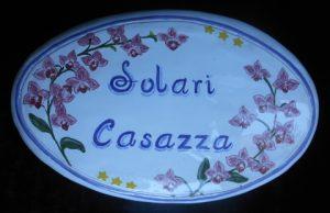 Ceramica per ingresso
