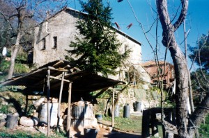 casa sul Monte di Portofino