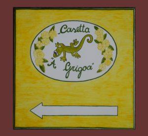 Casetta a Grigoa, B&B