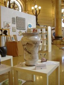 Mostra ceramica Genova Palazzo della Borsa
