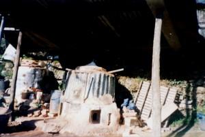 il forno a gas a S. Lorenzo della Costa