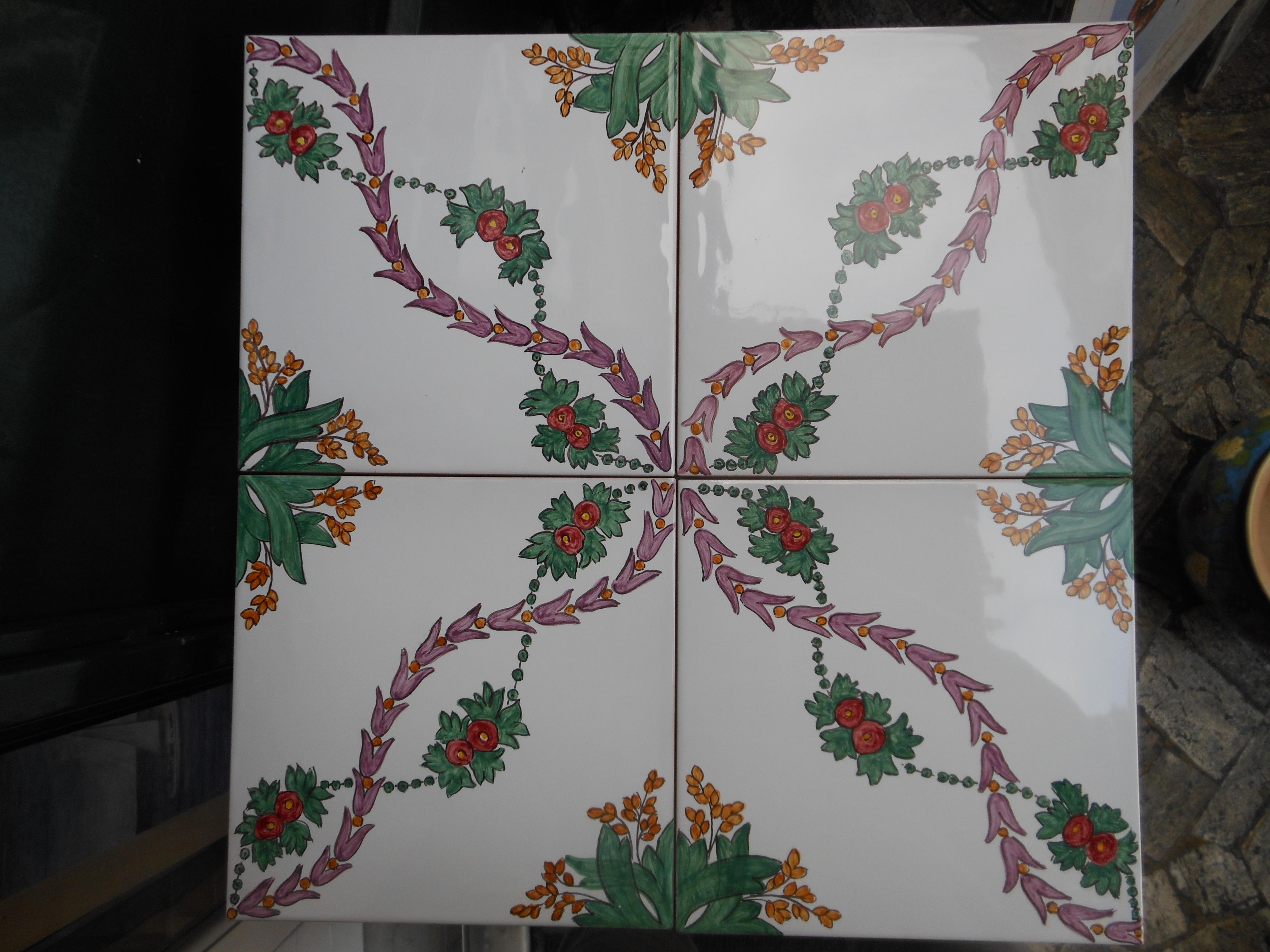 piastrelle in ceramica smaltata - Ceramica Artistica Lustig