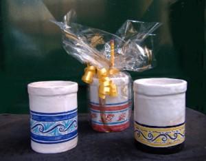 recipienti cilindrici, portapenne portautensili cucina
