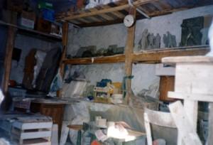 ex laboratorio a S. lorenzo della costa