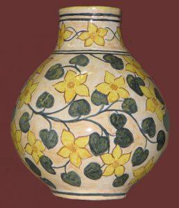Vaso da fiori handmade in Italy