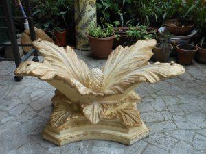 Base per tavolo restauro professionale