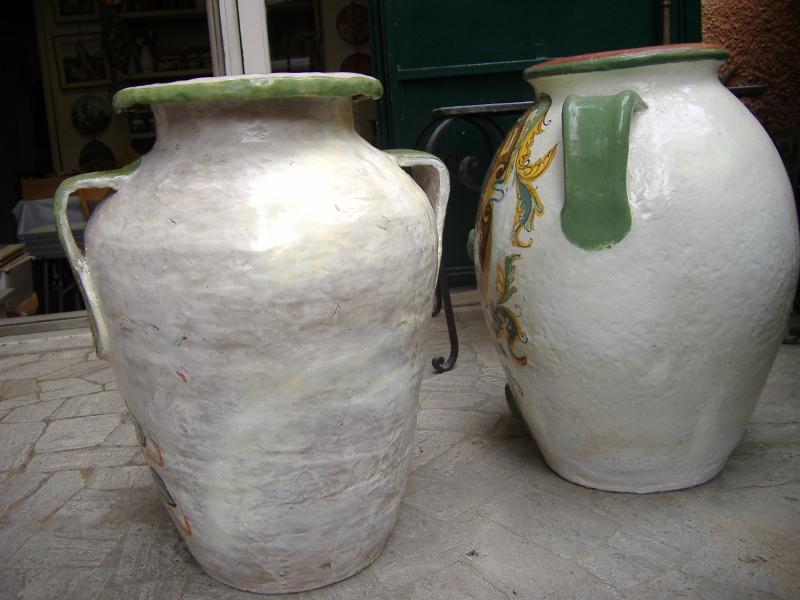Giare da giardino ceramica artistica lustig - Giare da giardino ...
