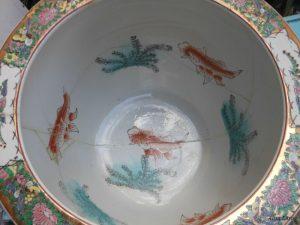 Restauro Porcellana