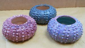 conchiglie in ceramica