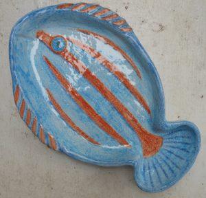 vassoio a pesce