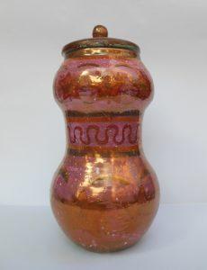 Porta spezie in ceramica