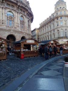 Mercatale Genova esposizione ceramiche