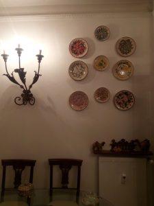Piatti decorazione da parete