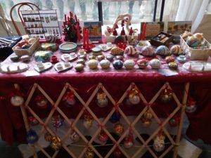 Esposizione ceramiche a   Villa Durazzo