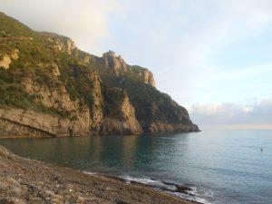 Scogliera del Monte di Portofino