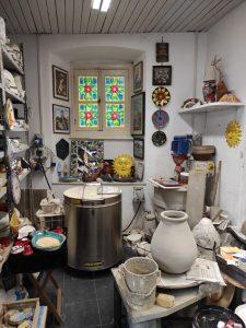 Laboratorio artigianale di ceramica