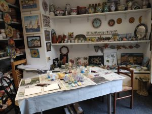 Laboratorio di ceramica aperto al pubblico per lezioni
